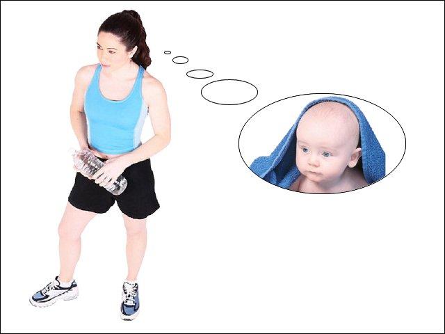 Zyklusgeschehen / Leben entsteht - Kinderwunsch